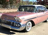 Photo 1958 Chevrolet Bel Air Sport Coupe