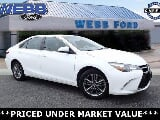 Photo Used 2015 Toyota Camry SE HIGHLAND, IN 46322