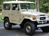 Photo 1980 Toyota Land Cruiser FJ40