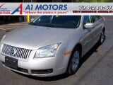 Photo 2008 Mercury Milan Sedan I4