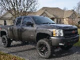 Photo 2010 Chevrolet Silverado 1500 LT V8 4x4