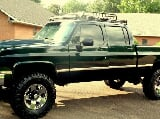 Photo 1982 Chevrolet Silverado 3500 4X4 SHORT BED