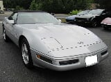 Photo 1996 Chevrolet Corvette Sebring Silver