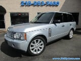 Photo Used 2006 Land Rover Range Rover Supercharged