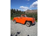 Photo 1948 Willys Jeepster