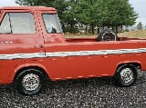 Photo 1965 Ford Econoline 5 Window Rare Pick up Truck