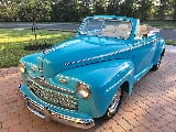 Photo 1946 Ford Super Deluxe 350 CHEVY SMALL BLOCK V-8