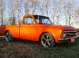 Photo 1967 Chevrolet C10 Short Bed Truck with...