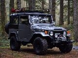 Photo 1971 Toyota Land Cruiser FJ40 Rare