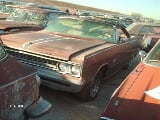 Photo 1969 Plymouth Fury