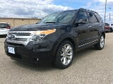Photo 2013 Ford Explorer XLT, Black in Tomah, Wisconsin