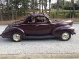Photo 1940 Ford Coupe Deluxe