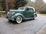 Photo 1936 Ford Model 68