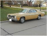 Photo 1975 Plymouth Duster