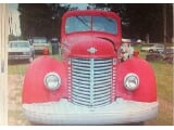 Photo 1947 International Fire Truck