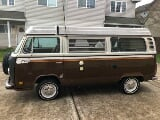 Photo 1978 Volkswagen bus westfalia Deluxe Pop-up