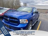 Photo 2017 Ram Pickup 1500 Tradesman