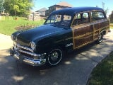 Photo 1950 Ford Country Squire