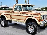 Photo 1978 Ford F-150 Custom 400 Modified 4x4...