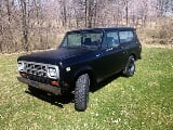 Photo 1980 International Harvester Scout 1980...