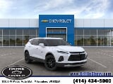 Photo 2020 Chevrolet Blazer LT, Summit White in...