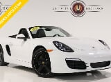 Photo Used Porsche Boxster 2016 Carrera White...