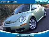 Photo Used 2008 Volkswagen New Beetle SE