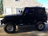 Photo 2003 Jeep Wrangler Sahara