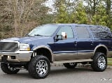 Photo 2002 Ford Excursion LIMITED 7. 3