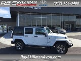 Photo 2017 Jeep Wrangler Unlimited Sahara 4x4 Sahara...