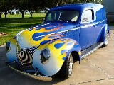 Photo 1941 ford sedan delivery