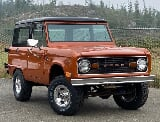 Photo 1969 Ford Bronco Uncut 302 Manual 3 speed