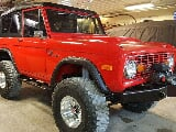 Photo 1976 Ford Bronco Sport Restored 302 V8 Automatic