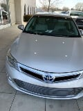 Photo 2013 Silver Toyota Avalon Hybrid