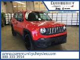 Photo 2015 Jeep Renegade Sport