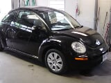 Photo Used 2009 Volkswagen New Beetle L