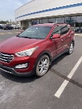 Photo 2013 Hyundai Santa Fe Sport 2.0T, Serrano Red...