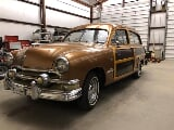 Photo 1951 Ford Country Squire