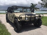 Photo 1988 Hummer H1 Humvee with only 10.630 original...