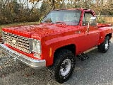 Photo 1976 Chevrolet CK Pickup 1500 Cheyenne-10