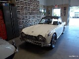 Photo 1967 Triumph TR4A IRS 4AIRS