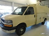 Photo Chevy Express KUV 3500 Utility Body / Service Van