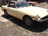 Photo 1980 mg mgb
