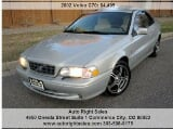 Photo 2002 Volvo C70 Coupe with 8900 miles per year...