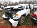 Photo 2017 gmc sierra c2500 street sweeper
