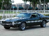 Photo 1969 ford shelby gt-500