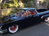 Photo 1960 Chevrolet El Camino Pro Touring Old School