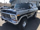 Photo 1978 ford bronco xlt low mileage ranger xly...