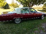 Photo 1986 Cadillac Brougham D'Elegance