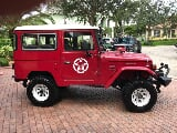 Photo 1977 Toyota Land Cruiser FJ40 Custom